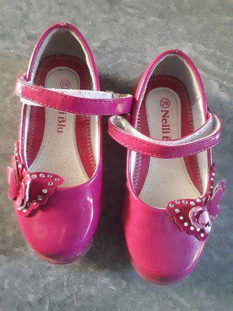 Buty pantofelki rozmiar 26
