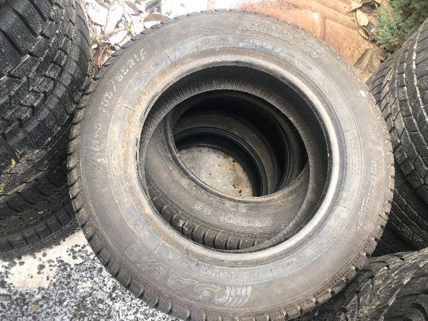 Пара новых шин SAVA 185/65 R14 Eskimo S3, зимняя резина