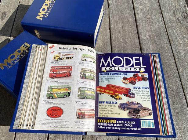 Revistas Model Collector