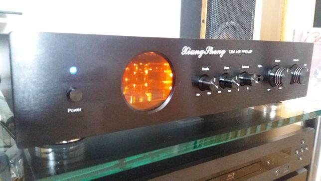 Preamp lampowy 728A