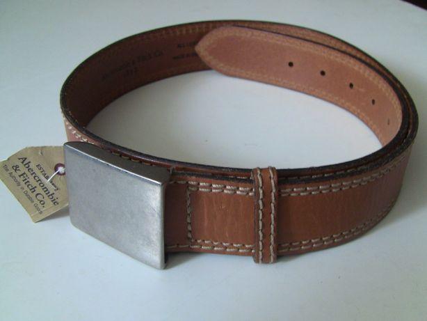 Новый кожаный ремень Abercombie & Fitch Co. размер L