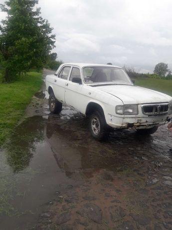 ГАЗ 3110  2.7 TD