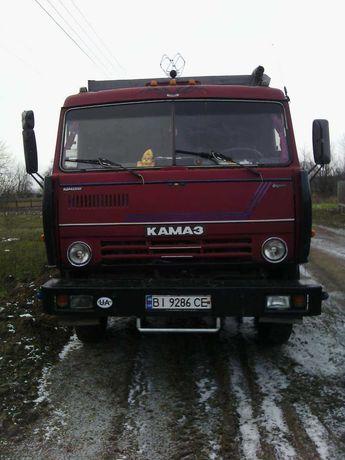 Камаз 53212 в хорошем состоянии