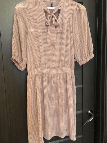 Платье nafnaf, 38 размер