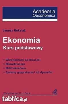 Ekonomia-Kurs podstawowy, Janusz Beksiak