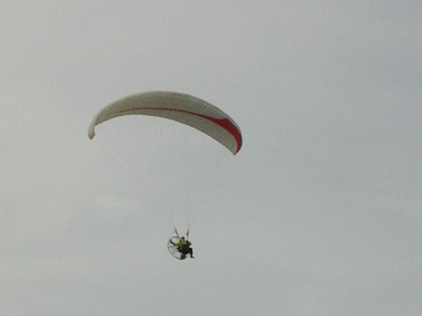 Asa de parapente Airea Shape S 75 a 110 kgs DHV2 paragliding