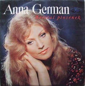 Płyta winylowa Anna German – Recital Piosenek
