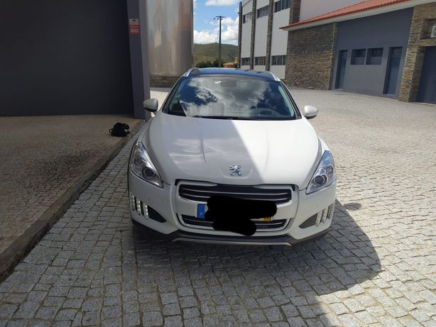 Venvo Peugeot 508 RXH