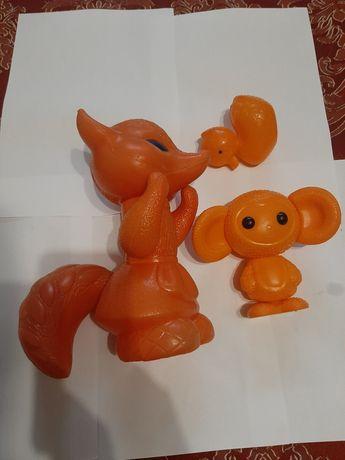 3 игрушки одним лотом ссср