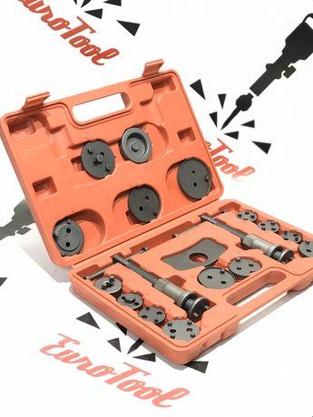 Набор инструментов для снятия тормозных колодок 18 елементов Польша
