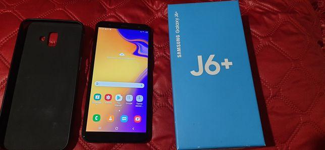Продам мобильный телефон Samsung j6 plus