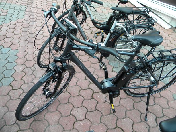 Kalkhof Allround IMPULSE 2.0  Nexus 8 hydraulika rower elektryczny