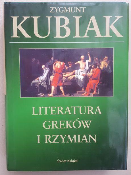 Kubiak Literatura Greków i Rzymian