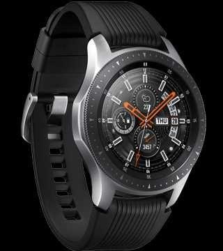 Smartwatch Samsung Galaxy Watch 46mm Preto