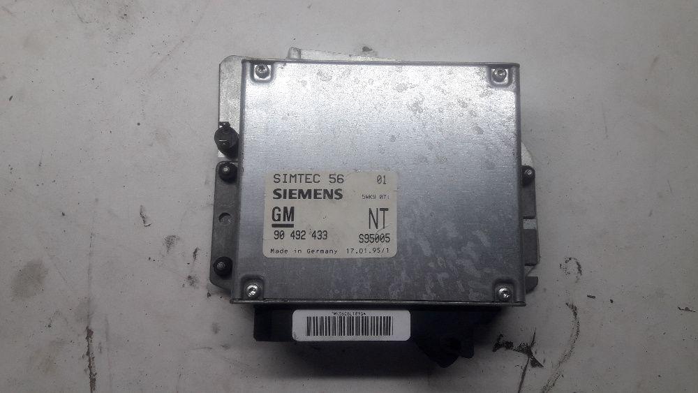 komputer sterownik silnika opel omega Waleńczów - image 1