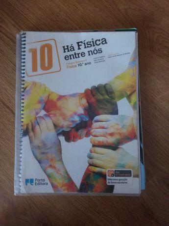 Livro de atividades Física e Química A 10º Ano