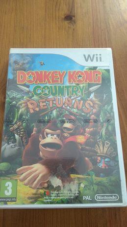 Wii - Donkey Kong Return