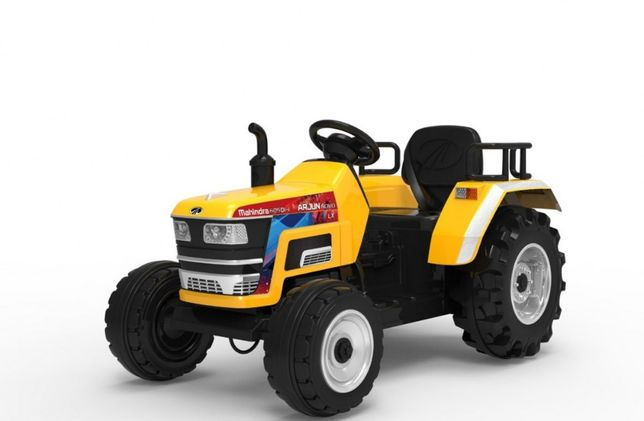 Pojazd Traktor na akumulator BLAIZN BW żółty