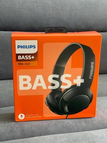 Słuchawki nauszne PHILIPS SHL3075BK Czarny