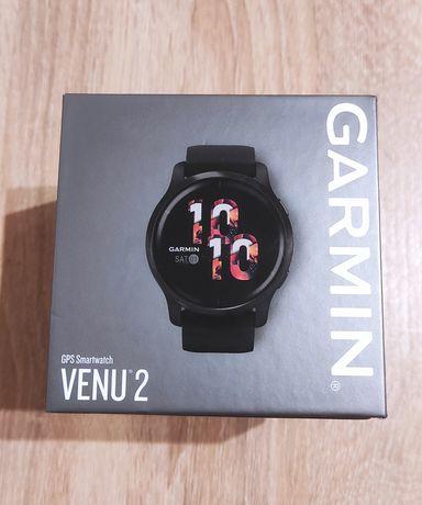 Zegarek Smartwatch Garmin Venu 2 Nowy