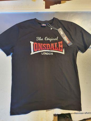 Koszulka męska Lonsdale rozm.L nowa.