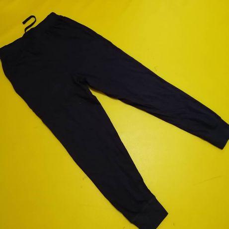 Лосины леггинсы 9th Avenue новые тонкие Темно-синие штаны