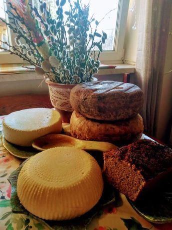 Sery Kozie, Mleko, Chleb, Wędliny bezpośrednio z gospodarstwa