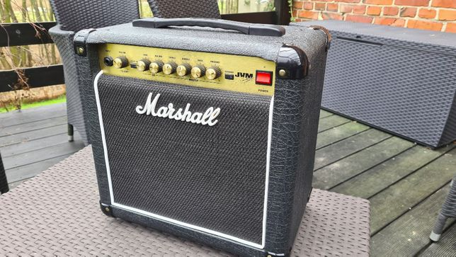 Marshall JVM 1C Anniversary 1 watt, Made in UK