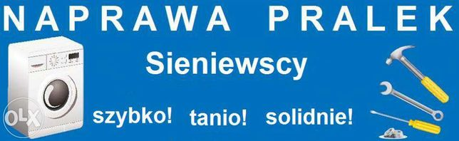 Naprawa pralek- SZYBKO! TANIO! SOLIDNIE! Katowice i okolice!