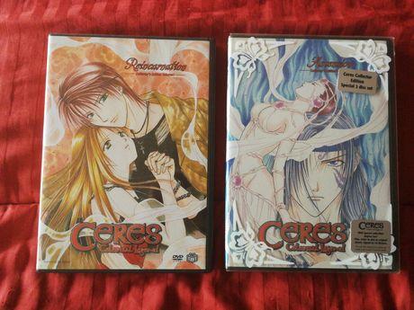 Anime Ceres Celestial legend - edição colecionador