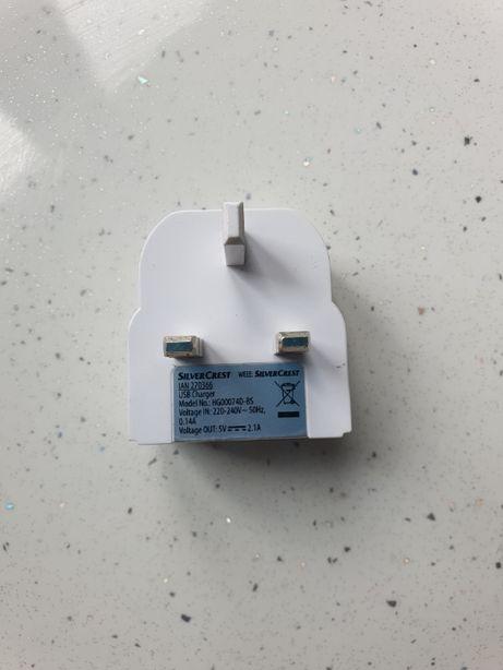 Ładowarka UK Angielska USB