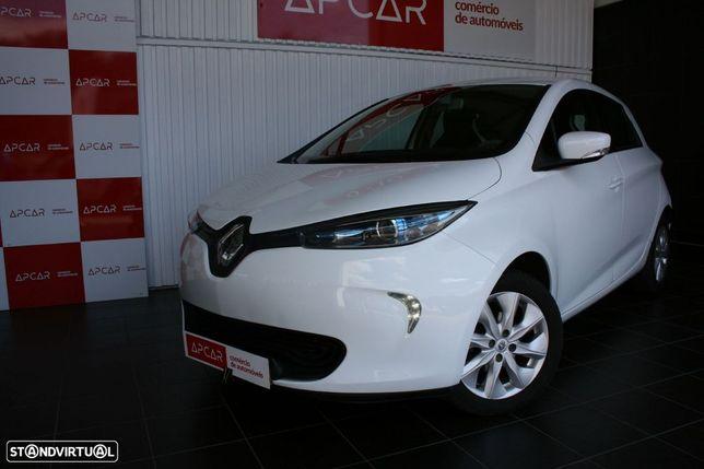 Renault Zoe Life 40 carga rápida