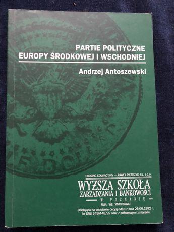 Partie polityczne Europy środkowej i wschodniej Antoszewski