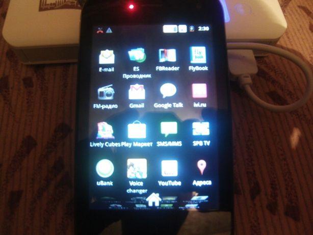 Смартфон Fly iq 256, не битый!
