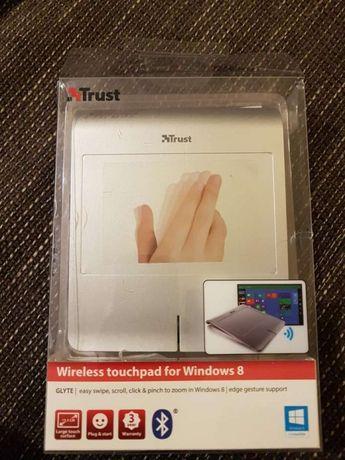 Nowy tuchpad myszka bluetooth trust komputerowy do laptopa itp.