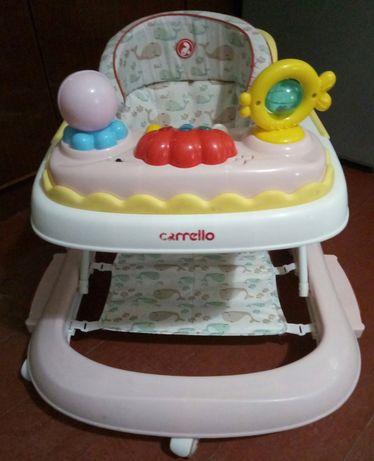 Детские ходунки-качалка Carrello