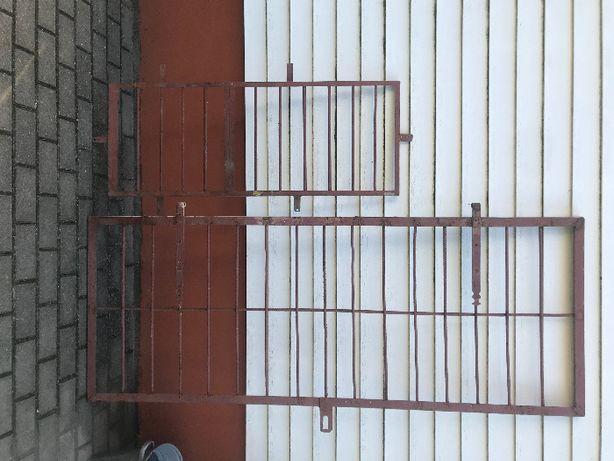 Krata metalowa do drzwi i okna