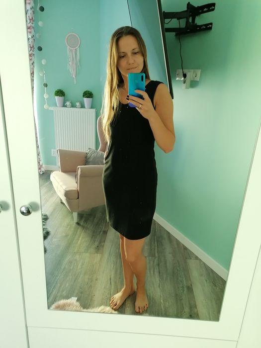 Czarna sukienka Gacki Osiedle Robotnicze - image 1