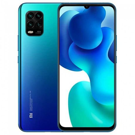 Smartphone Xiaomi Mi 10 Lite 5G Aurora Blue (6GB/64GB) Seminovo - LOJA