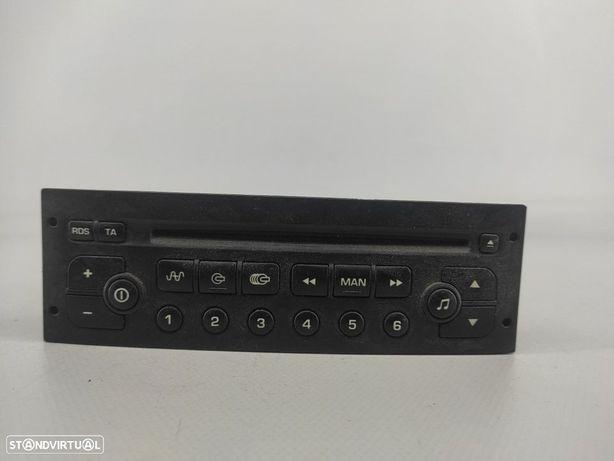 Radio Cd Peugeot 206 Sw (2E/K)