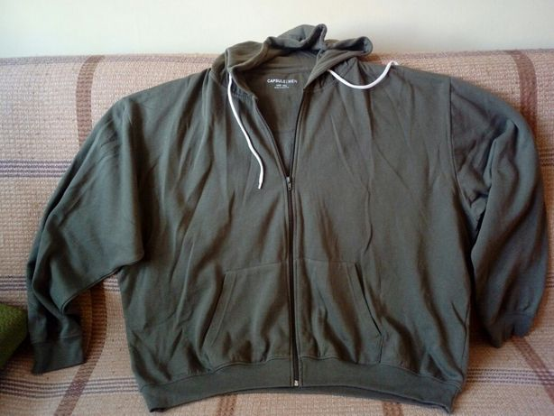Bluza z kapturem duża