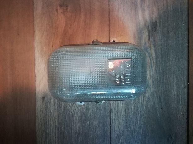 Stara lampa zewnętrzna
