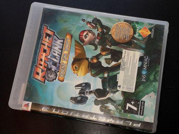 Ratchet & Ckank Quest for Booty gra PS3 (możliwość wymiany)