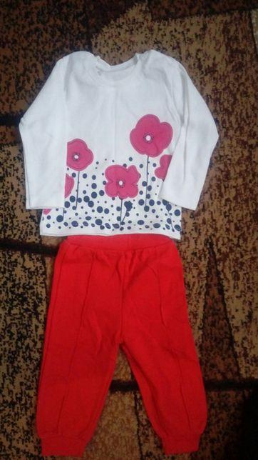Новая одежда на девочку