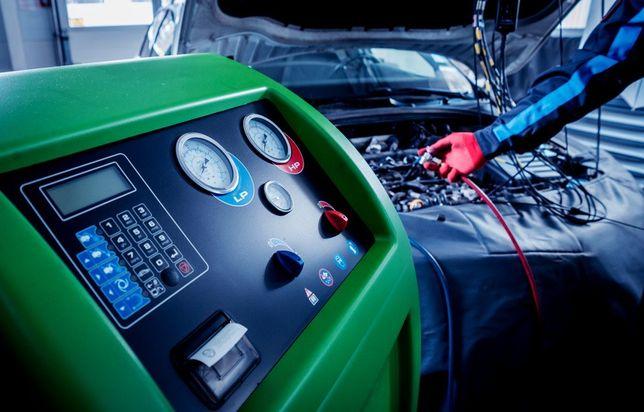 Serwis Klimatyzacji Nabijanie Napełnianie MAX 150 PLN Bemowo Ozonow