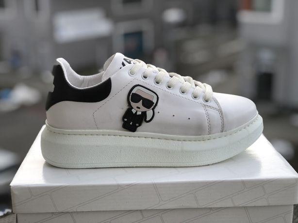 Buty Karl Lagerfeld Sneakersy Damskie NOWE Rozm 36,37,38,39,40 Hit!!!