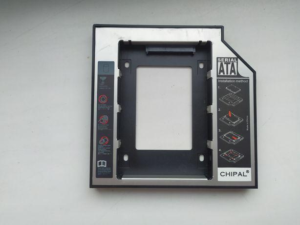 "Карман-адаптер для підключення 2.5"" HDD/SSD SATA 3.0"