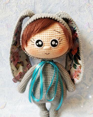 Кукла лялька игрушка іграшка ручної роботи