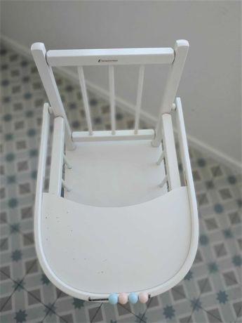Cadeira alta de refeição para bebé/criança Marcel - Combelle