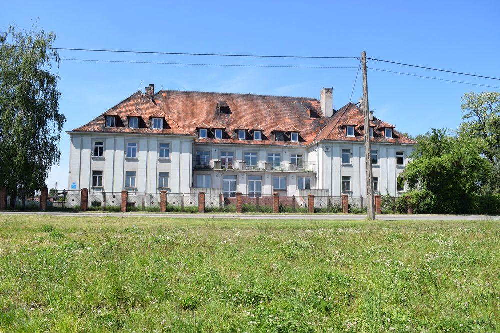 Obiekt gastronomiczno-mieskalny w Witaszycach